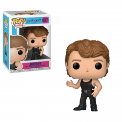 Dirty Dancing Figurine POP! Movies Vinyl Johnny 9 cm