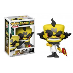 Crash Bandicoot POP! Games Vinyl figurine Neo Cortex 9 cm
