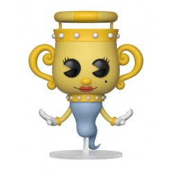 Cuphead POP! Games Vinyl figurine Legendary Ghost 9 cm