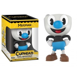 Cuphead figurine Vinyl Collectible Mugman 10 cm