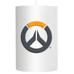 Overwatch bougie XL Logo 15 x 10 cm