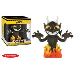 Cuphead figurine Vinyl Collectible Super Sized The Devil 15 cm