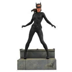 The Dark Knight Rises DC Movie Gallery statuette Catwoman 23 cm