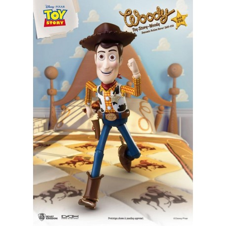 Toy Story figurine Dynamic Action Heroes Woody 20 cm