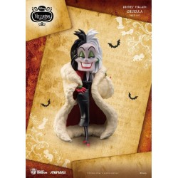 Disney Villains figurine Mini Egg Attack Cruella 8 cm