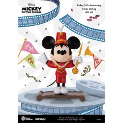 Mickey Mouse 90th Anniversary figurine Mini Egg Attack Circus Mickey 9 cm