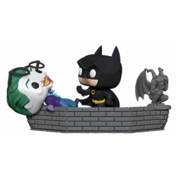 Batman 80th pack 2 POP Moment! Vinyl figurines Batman & Joker (1989) 9 cm