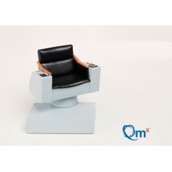 Star Trek TOS réplique 1/6 Captain's Chair 20 cm
