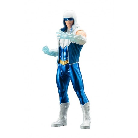 DC Comics statuette ARTFX+ 1/10 Captain Cold (The New 52) 20 cm