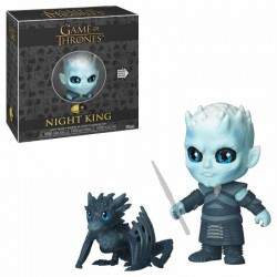Le Trône de Fer figurine 5 Star Night King 8 cm