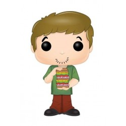 Scooby Doo Figurine POP! Animation Vinyl Shaggy w/ Sandwich 9 cm