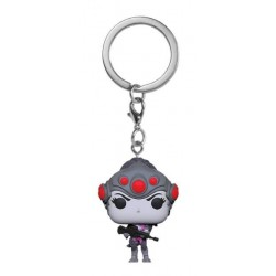 Overwatch porte-clés Pocket POP! Vinyl Widowmaker 4 cm