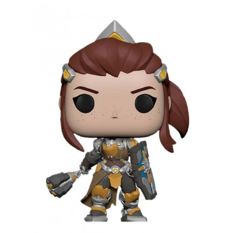 Overwatch Figurine POP! Games Vinyl Brigitte 9 cm