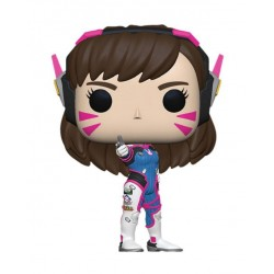 Overwatch Figurine POP! Games Vinyl D.Va 9 cm