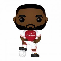 POP! Football Vinyl Figurine Alexandre Lacazette (Arsenal) 9 cm