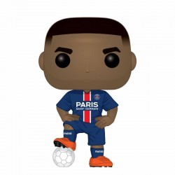 POP! Football Vinyl Figurine Kylian Mbappé (PSG) 9 cm