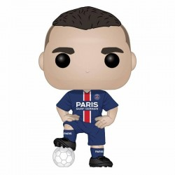 POP! Football Vinyl Figurine Marco Veratti (PSG) 9 cm