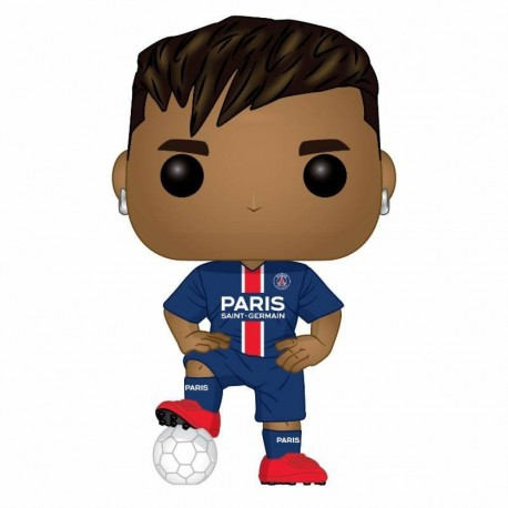 Pop Football Vinyl Figurine Neymar Da Silva Santos Jr