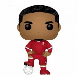 POP! Football Vinyl Figurine Virgil van Dijk (LFC) 9 cm
