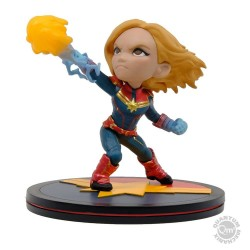 Captain Marvel figurine Q-Fig Captain Marvel 9 cm
