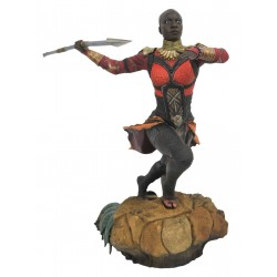Black Panther Marvel Movie Gallery statuette Okoye 23 cm