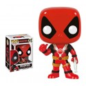Marvel Comics POP! Vinyl Bobble Head Deadpool Thumb Up 10 cm
