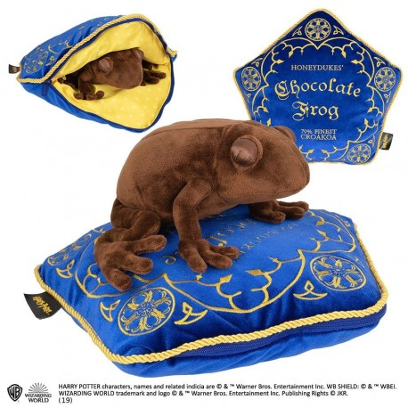 Harry Potter peluche Chocolate Frog 30 cm
