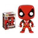 Marvel Comics POP! Vinyl Bobble Head Deadpool Two Swords 10 cm
