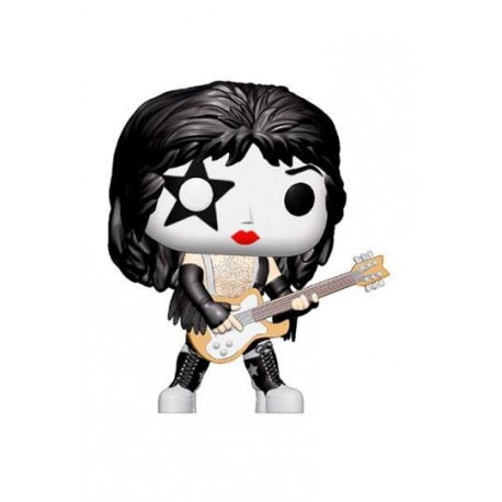 Kiss POP! Rocks Vinyl Figurine Starchild 9 cm