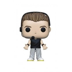 NSYNC POP! Rocks Vinyl Figurine JC Chasez 9 cm