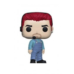 NSYNC POP! Rocks Vinyl Figurine Joey Fatone 9 cm