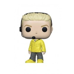 NSYNC POP! Rocks Vinyl Figurine Lance Bass 9 cm