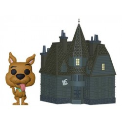 Scooby Doo POP! Town Vinyl figurine Haunted Mansion 9 cm
