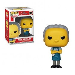 Simpsons Figurine POP! TV Vinyl Moe 9 cm