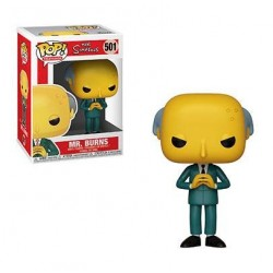 Simpsons Figurine POP! TV Vinyl Mr. Burns 9 cm