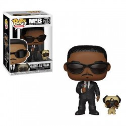 Men in Black POP! Movies Vinyl Figurine Agent J & Frank 9 cm