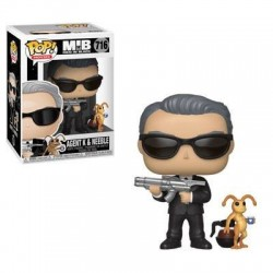 Men in Black POP! Movies Vinyl Figurine Agent K & Neeble 9 cm