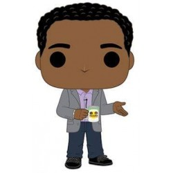 Community POP! TV Vinyl figurine Troy Barnes 9 cm