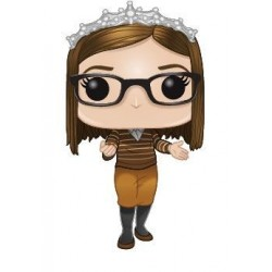The Big Bang Theory POP! TV Vinyl figurine Amy 9 cm