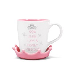 Disney mug Shaped Princess
