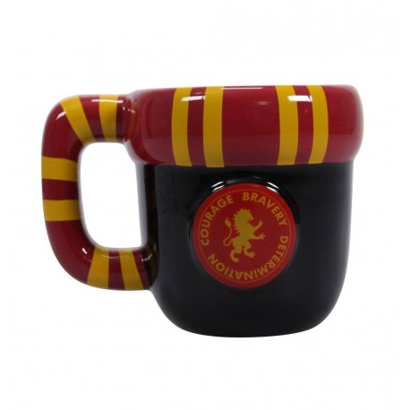 Harry Potter mug Shaped Gryffindor