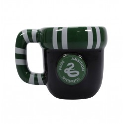 Harry Potter mug Shaped Slytherin