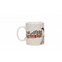 Harry Potter mug Big Size Quidditch
