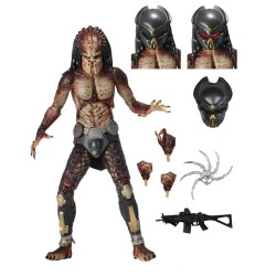 Predator 2018 figurine Ultimate Fugitive Predator (Lab Escape) 20 cm