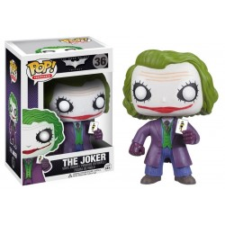 DC Comics POP! Vinyl Figurine The Joker 9 cm
