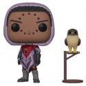 Destiny POP! Games Vinyl figurine Hawthorne w/ Hawk 9 cm