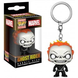 Marvel Comics porte-clés Pocket POP! Vinyl Ghost Rider 4 cm