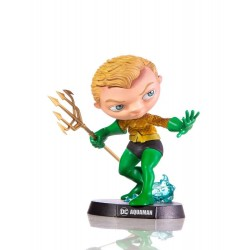 DC Comics figurine Mini Co. PVC Aquaman 12 cm