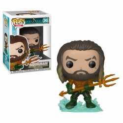 Aquaman Movie Figurine POP! Movies Vinyl Aquaman 9 cm