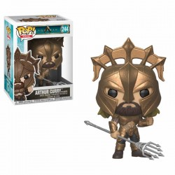 Aquaman Movie Figurine POP! Movies Vinyl Arthur Curry as Gladiator 9 cm